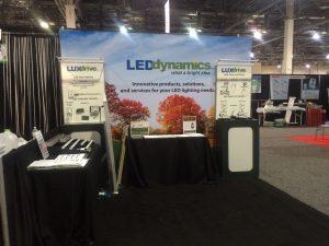 LEDdynamics Booth at SIL '15