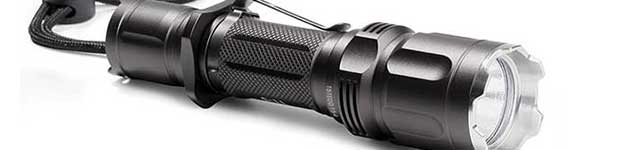 TerraLUX TLF-TT-5 Tactical LED Flashlight