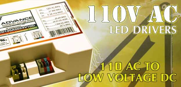 110 LED DRIVER