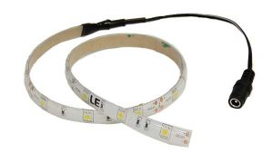 LED Strip from battery power