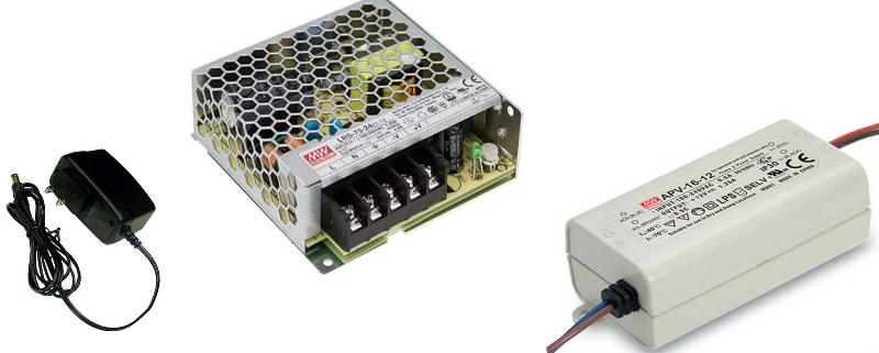 LED-power-supply-sizes
