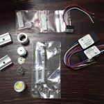 LED light kit components