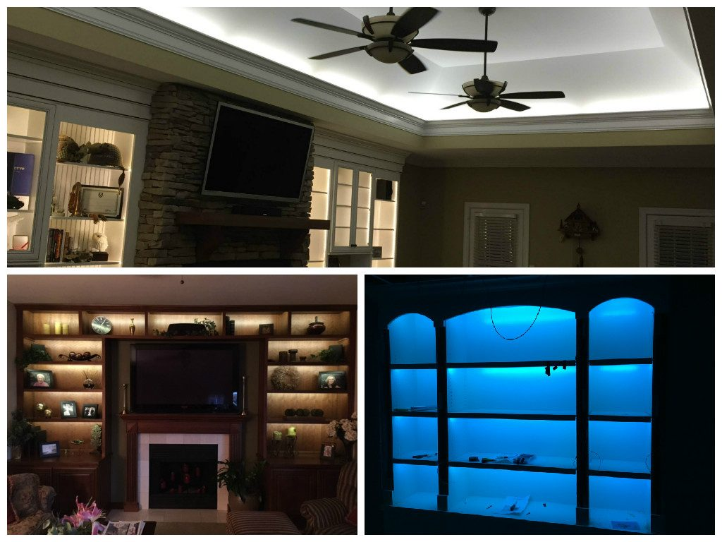 LED Flex Strip Application Photos