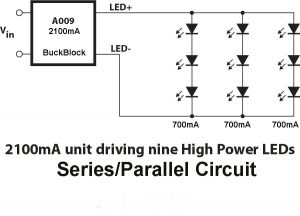 wiring leds correctly series parallel circuits explained rh ledsupply com Wiring 12 Volt LED Strips LED Connection Diagram