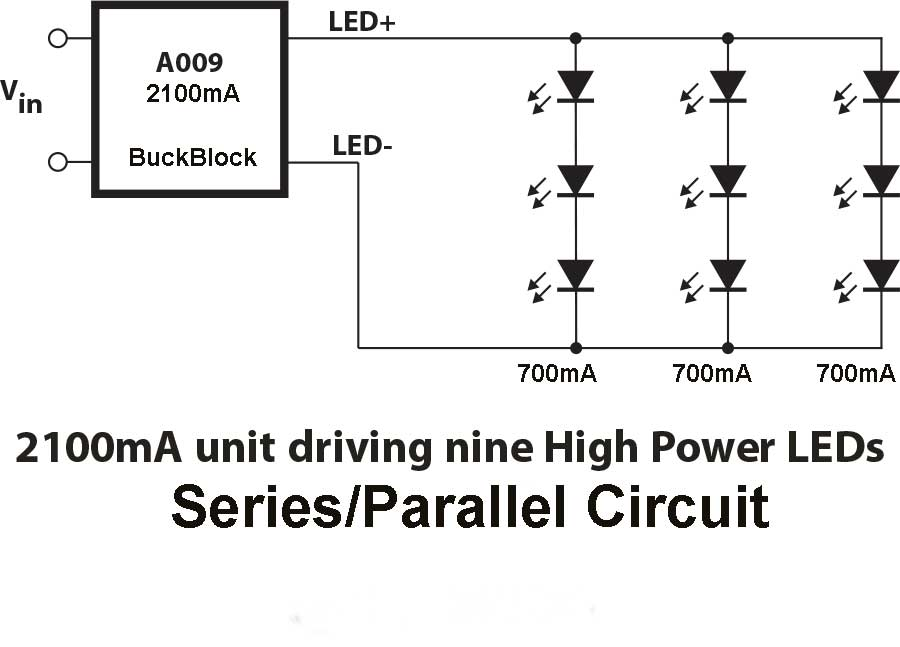 series parallel circuit diagram ledsupply blog Relay Switch Wiring Diagram series parallel circuit diagram