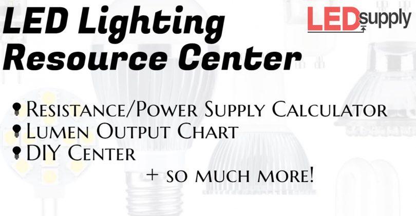 Led Lighting Resource Center Ledsupply Blog