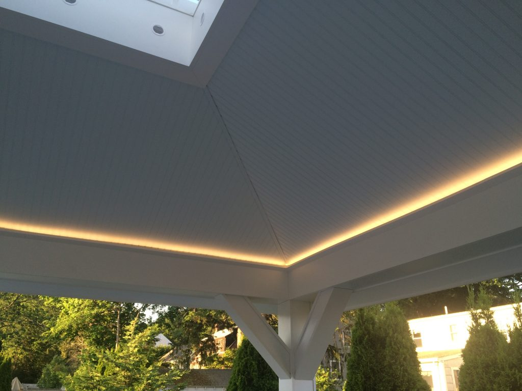 120v Led Light Strips Long Run For Indoors And Out