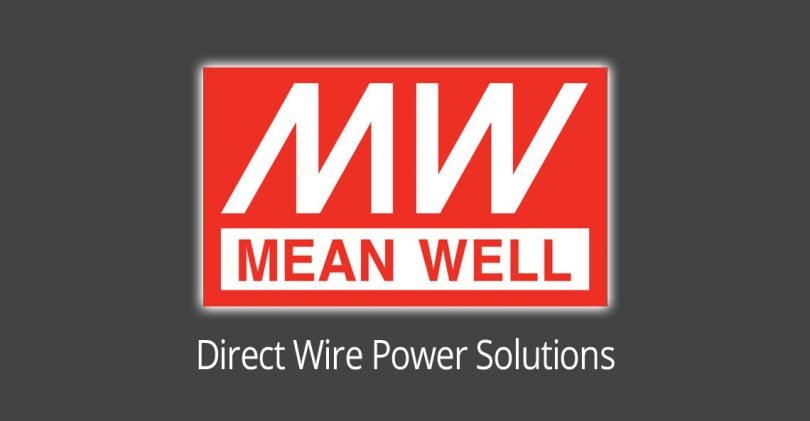 Hard Wired LED Power Sources from Mean Well - LEDSupply Blog on