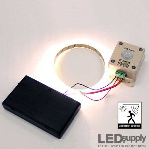 Motion Sensor Led Light Strip