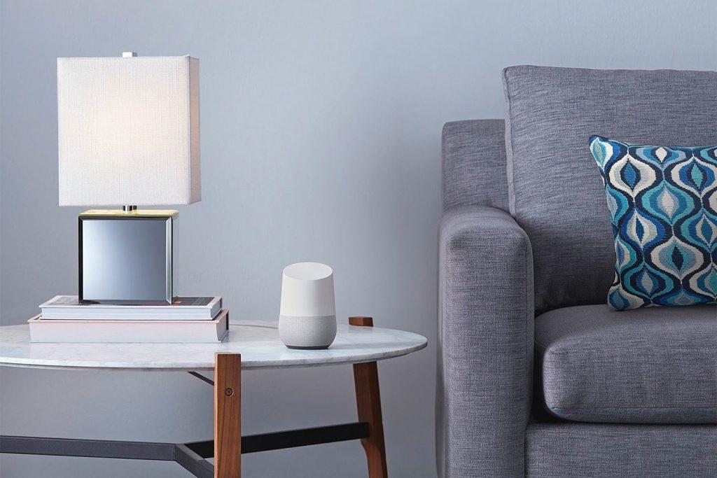 Google Home Lighting
