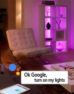 Smart Wifi Light Control