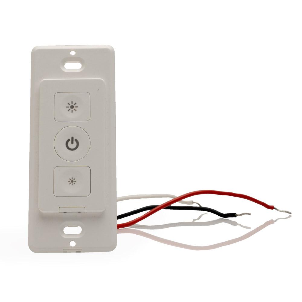 Bluetooth Rocker Switch LED Dimmer