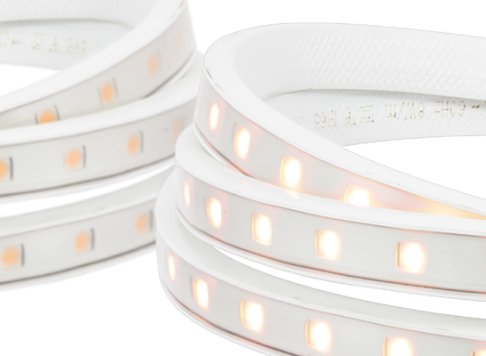 Plug-n-Play AC LED Strip Lights