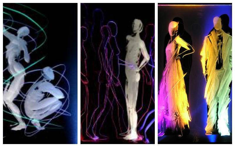 LED Art Sculptures