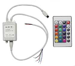 RGB LED Strip Controller