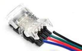 LED Strip Connector Example Photo 2