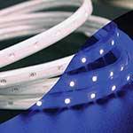 Blue AC LED Flex Strip