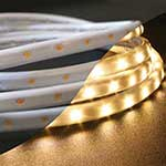 Warm-White AC LED Flex Strip