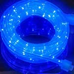 Blue LED Rope Light