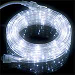Cool-White LED Rope Light