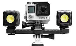 Lume Cube Mount for GOPRO