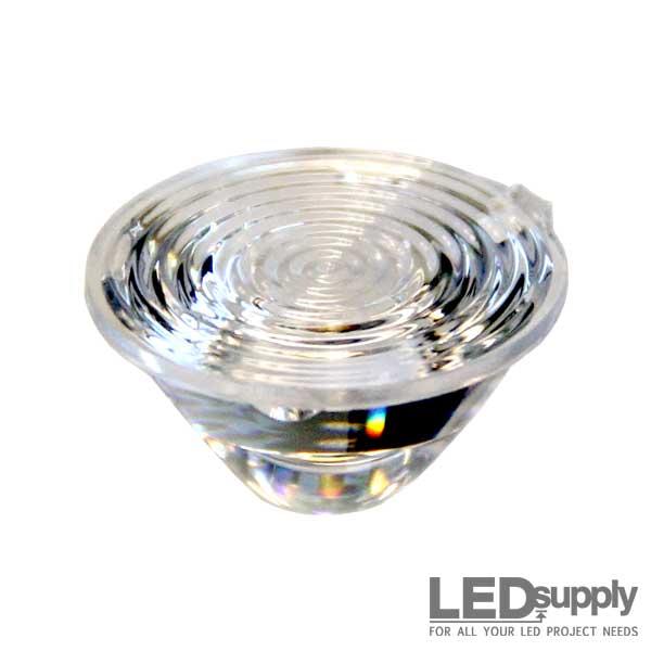 10209 Carclo Lens Ripple Wide Spot Led Optic