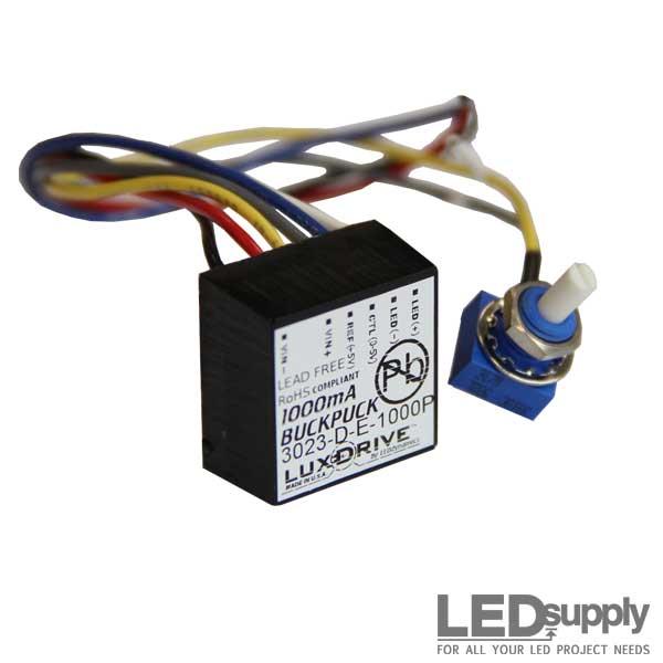 BuckPuck DC LED Drivers