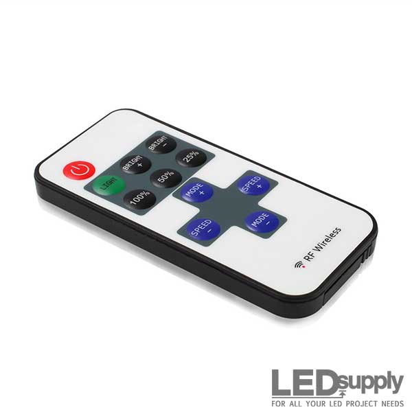 rf wireless led dimming controller