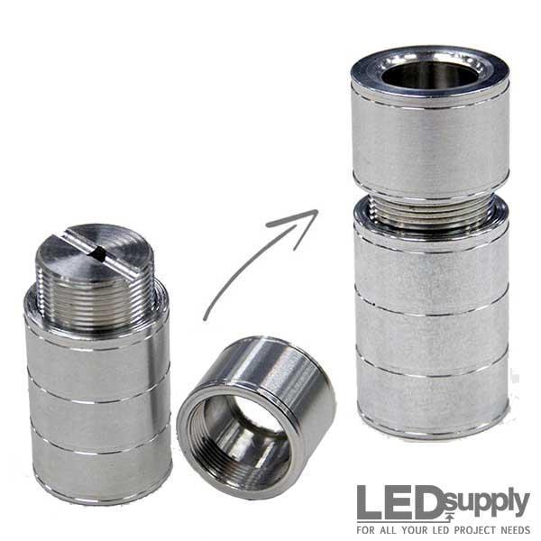 Dynamic LED Light Engine Heat Sink