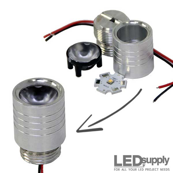 Dynamic LED Light Kit