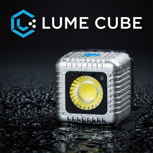 Flash & Video LUME CUBE LED Light