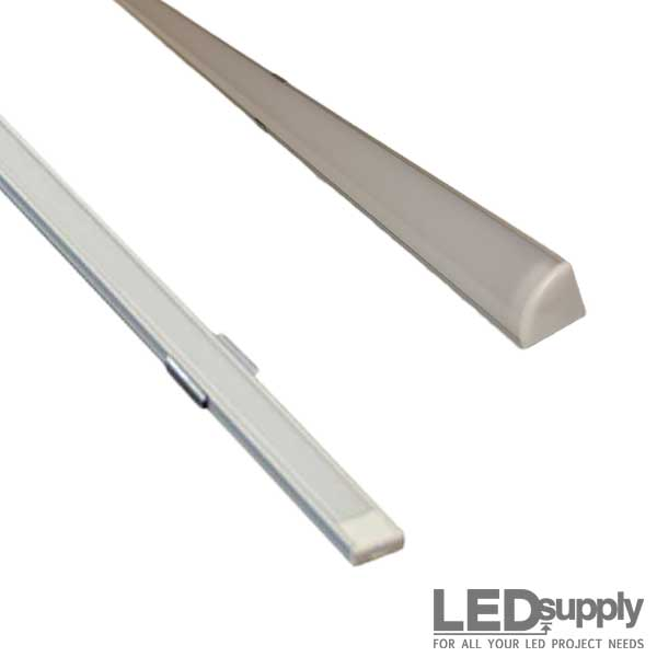 innovative design 86465 c4da3 Aluminum Track for 12V LED Strip