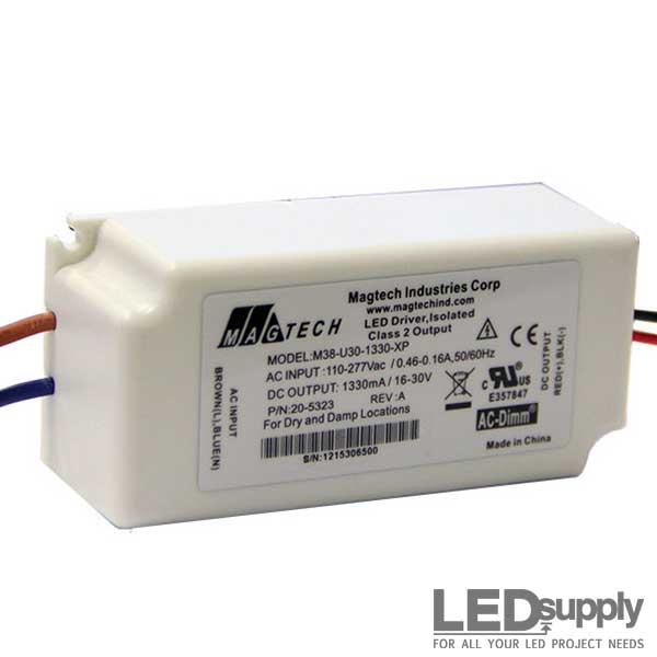 MAGTECH DIMMABLE LED DRIVERS FOR WINDOWS