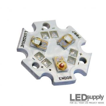 Luxeon Rebel - Endor Star RGB High Power LED