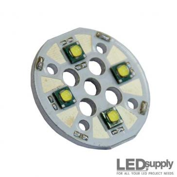 Cree XPG - QuadPod 4-Up Cool-White High Power LED