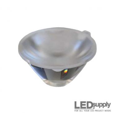 10196 Carclo Lens - Frosted Wide Spot LED Optic