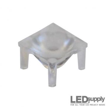 10414 Carclo Lens - Frosted Wide Spot LED Optic