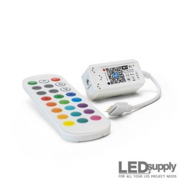 WiFi RGB Controller for LED Strips