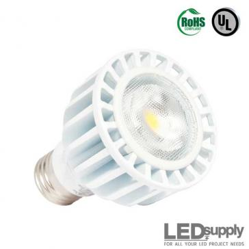 PAR20 Warm-White Dimmable LED Retrofit Lamp