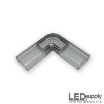 120V LED Strip Corner Connector