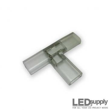 120V LED Strip T Connector