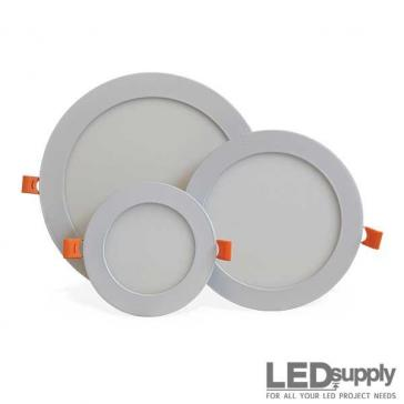 4-8 Inch Low-Profile Recessed LED Ceiling Lights