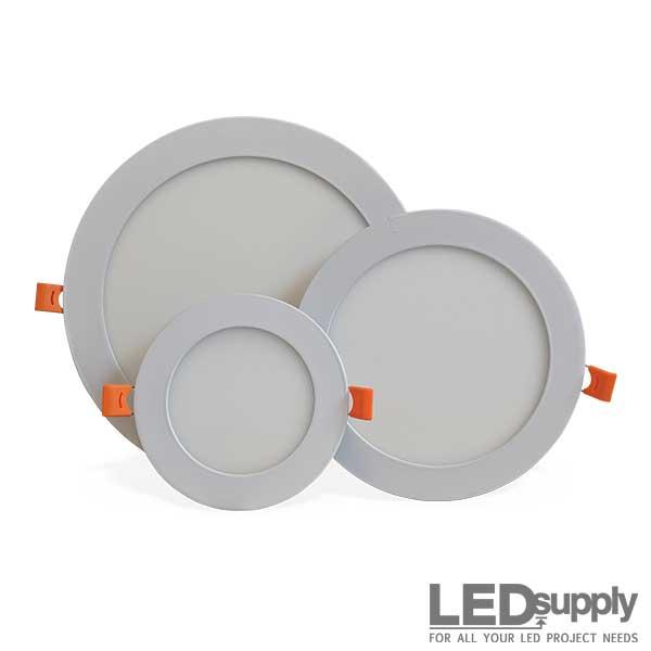 4 6 8 Inch Led Recessed Ceiling Lights