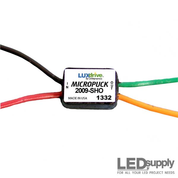 MICROPUCK LED DRIVERS UPDATE