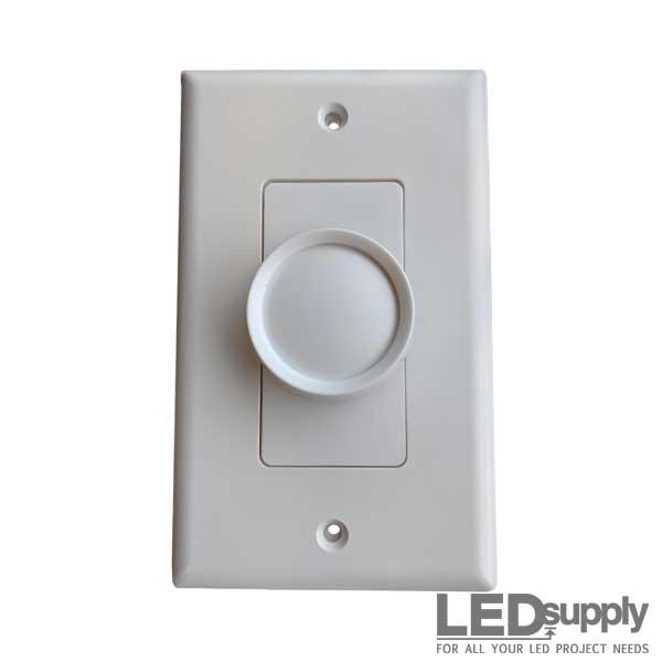 0 10v Low Voltage Wall Mount Dimming Control