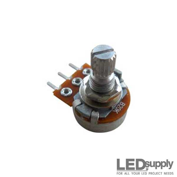 understanding led drivers by ledsupply 20k ohm potentiometer