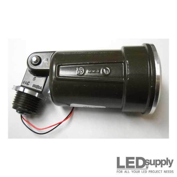 LED Flood Light - Outdoor Lamp Holder
