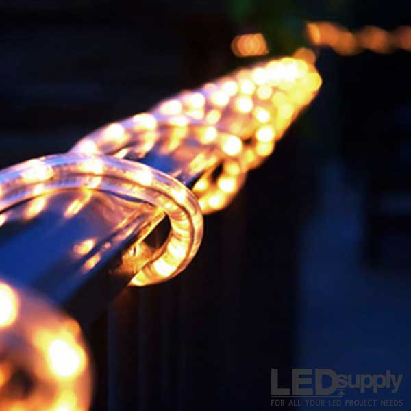 Do Rope Lights Need To Be Plugged In: LED Rope Light