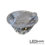 10003-L25 Carclo Lens - 20mm Elliptical Spot LED Optic