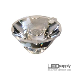 10193 Carclo Lens - Plain Tight Spot LED Optic